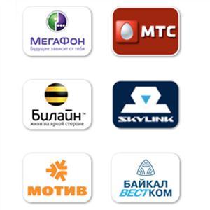 Операторы сотовой связи Усть-Кута