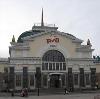 Железнодорожные вокзалы в Усть-Куте