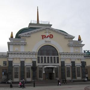 Железнодорожные вокзалы Усть-Кута